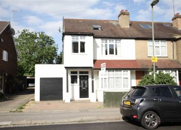 Thumbnail 4 bed end terrace house for sale in Potters Road, New Barnet, Herts