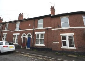 Thumbnail 2 bed terraced house to rent in Sudbury Street, Derby