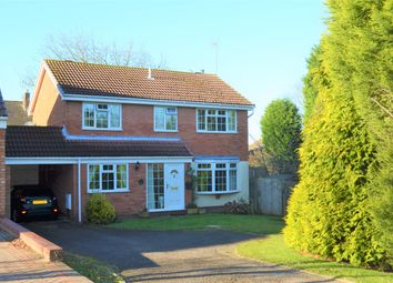 Thumbnail 4 bed detached house for sale in Horton Close, Sedgley