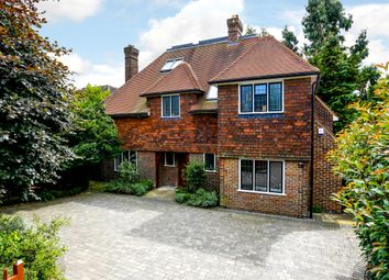 Thumbnail 5 bed detached house to rent in Kingsmere Road, London