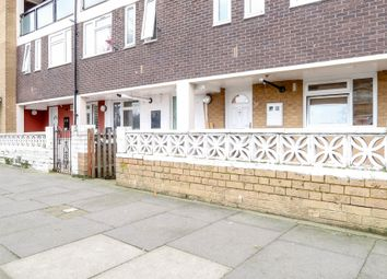 Thumbnail 4 bed flat to rent in Oban Street, Canaray Wharf