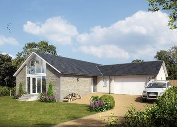 Thumbnail 4 bedroom bungalow for sale in Finavon, Forfar, Angus