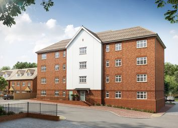 Thumbnail 2 bedroom flat for sale in Eaton Green Heights, Kimpton Road, Luton, Bedfordshire