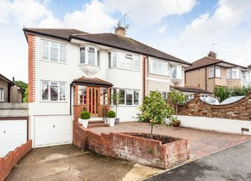Thumbnail 4 bed semi-detached house for sale in Pinnacle Hill, Bexleyheath, Kent