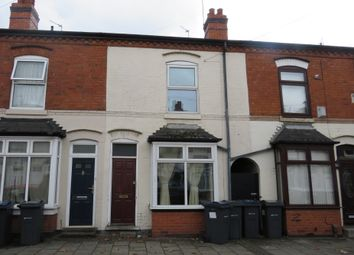 Thumbnail 3 bed terraced house for sale in Colebrook Road, Sparkhill, Birmingham