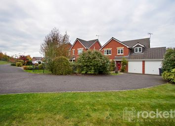 Thumbnail 5 bed detached house to rent in Galingale View, Newcastle-Under-Lyme
