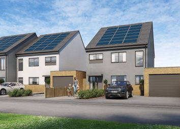 Thumbnail 4 bed detached house for sale in The Avenue, Priors Hall Park, Weldon