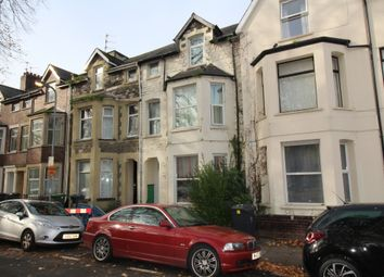 Thumbnail 8 bed terraced house for sale in Llanbleddian Gardens, Cathays, Cardiff