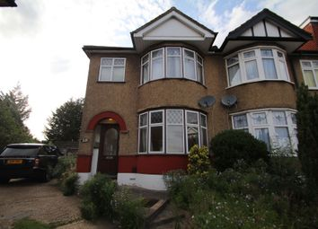 Thumbnail 3 bed terraced house to rent in Meadway, Woodford Green