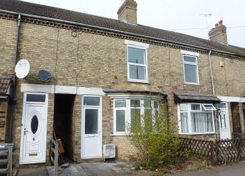 Thumbnail 3 bedroom terraced house for sale in Bishops Road, Peterborough