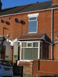 Thumbnail 3 bed terraced house to rent in Parker Street, Cleethorpes