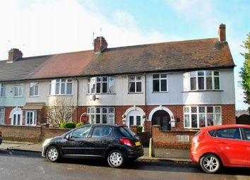 Thumbnail 3 bedroom terraced house for sale in Bembridge Drive, Kingsthorpe, Northampton