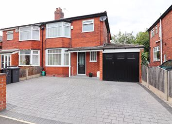 3 bed semi-detached house for sale in Normanby Road, Worsley, Manchester M28