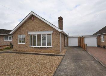 Thumbnail 2 bedroom detached bungalow for sale in Cheltenham Close, Scunthorpe