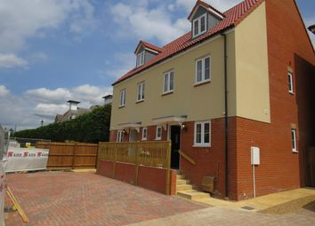 Thumbnail 3 bed property to rent in Blunden Close, Long Melford, Sudbury