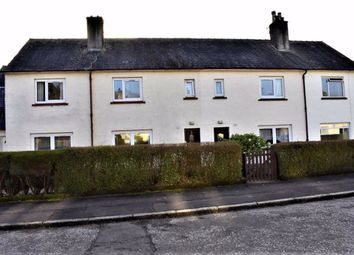 Thumbnail 2 bedroom terraced house for sale in 26, Hillside Avenue, Kilmacolm