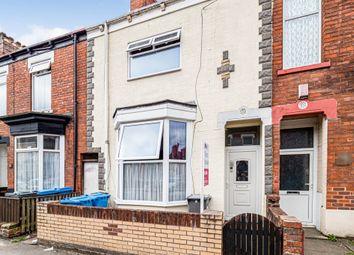 Thumbnail 3 bedroom terraced house for sale in Sherburn Street, Hull