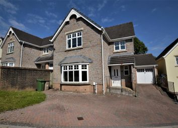 Thumbnail 4 bed detached house for sale in Harriet Gardens, Plympton, Plymouth, Devon