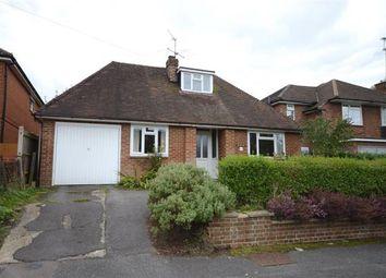 Thumbnail 2 bed detached bungalow for sale in Churchill Avenue, Aldershot, Hampshire