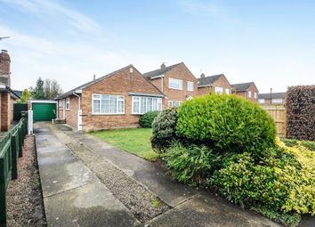 Thumbnail 3 bedroom detached bungalow for sale in York Road, Strensall, York