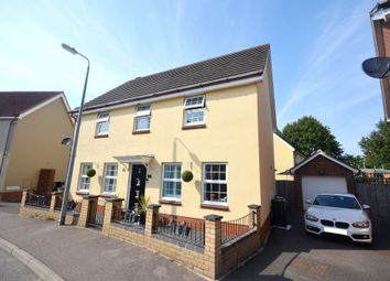 Thumbnail 4 bedroom detached house for sale in Braiding Crescent, Braintree