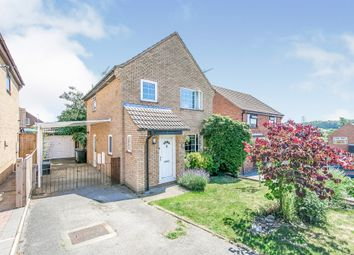 Thumbnail 3 bed detached house for sale in Baldry Close, Belstead, Ipswich