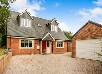 Thumbnail 4 bedroom detached house for sale in Ravenwood Lambley Bank, Scotby, Carlisle