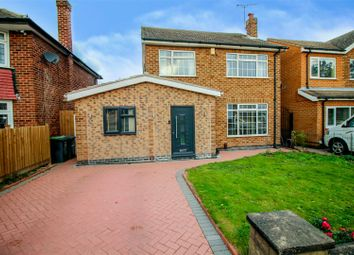 Thumbnail 4 bed detached house for sale in Rivergreen Crescent, Bramcote, Nottingham