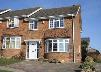 Thumbnail 3 bed end terrace house for sale in Links Drive, Bexhill-On-Sea