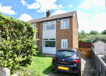Thumbnail 3 bed semi-detached house for sale in Lea Farm Drive, Leeds