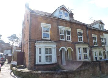 Thumbnail 1 bed flat to rent in Spring Road, Ipswich