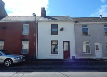 Thumbnail 2 bed terraced house for sale in Bailey Street, Brynmawr