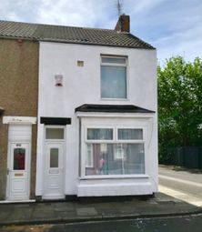 Thumbnail 3 bedroom terraced house for sale in 16 Norcliffe Street, North Ormesby, Middlesbrough, Cleveland
