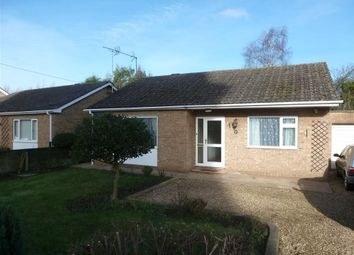 Thumbnail 2 bed bungalow to rent in March Road, Friday Bridge, Wisbech