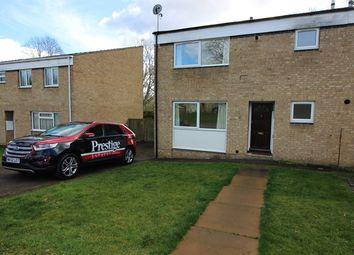 Thumbnail 3 bedroom semi-detached house to rent in Cottesloe Court, Stony Stratford, Milton Keynes