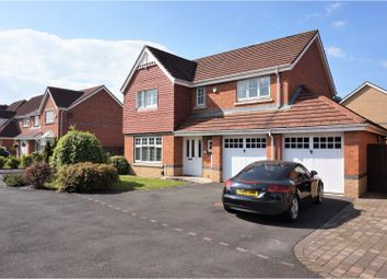 Thumbnail 4 bed detached house for sale in Grassholme Way, Stockton-On-Tees
