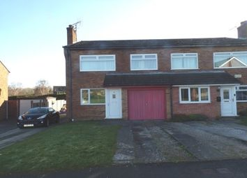 Thumbnail 1 bed flat to rent in Gadlas Road, Colwyn Bay