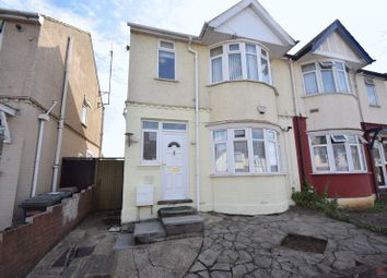 Thumbnail 3 bed semi-detached house for sale in Newark Road, Luton