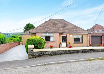 Thumbnail 3 bed detached bungalow for sale in King Charles Road, Newbridge, Newport