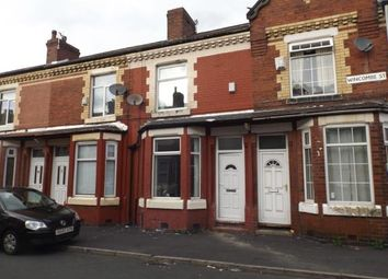 Thumbnail 2 bed terraced house for sale in Wincombe Street, Manchester, Greater Manchester