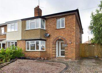 Thumbnail 3 bed semi-detached house for sale in Merrivale Crescent, Ross-On-Wye, Herefordshire