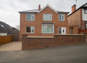 Thumbnail 4 bedroom detached house for sale in Bakerdale Road, Nottingham