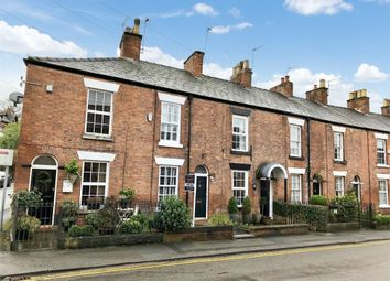 Thumbnail 2 bed terraced house for sale in Chorley Hall Lane, Alderley Edge, Cheshire