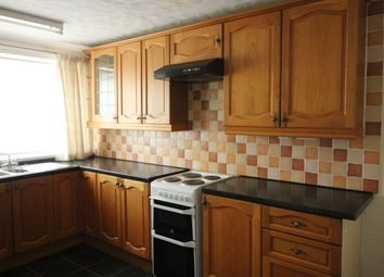 Thumbnail 3 bed terraced house to rent in Linden Close, Shildon