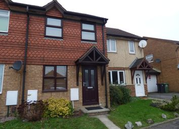 Thumbnail 2 bed terraced house to rent in Ellicks Close, Bradley Stoke, Bristol, Gloucestershire
