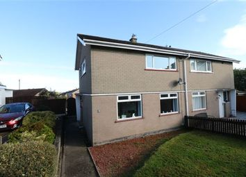 Thumbnail 2 bed semi-detached house for sale in Skelwith Close, Carlisle