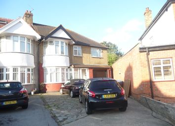 Thumbnail 5 bed semi-detached house for sale in Boycroft Avenue, Kingsbury