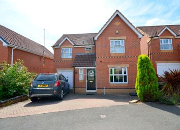 Thumbnail 4 bed detached house for sale in Deepwell Avenue, Halfway, Sheffield