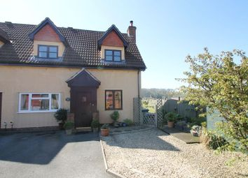 Thumbnail 3 bed semi-detached house for sale in Johnson Close, Wells