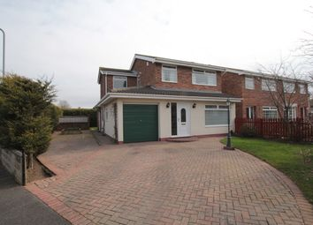 Thumbnail 3 bed detached house for sale in Lyndon Way, Stockton-On-Tees